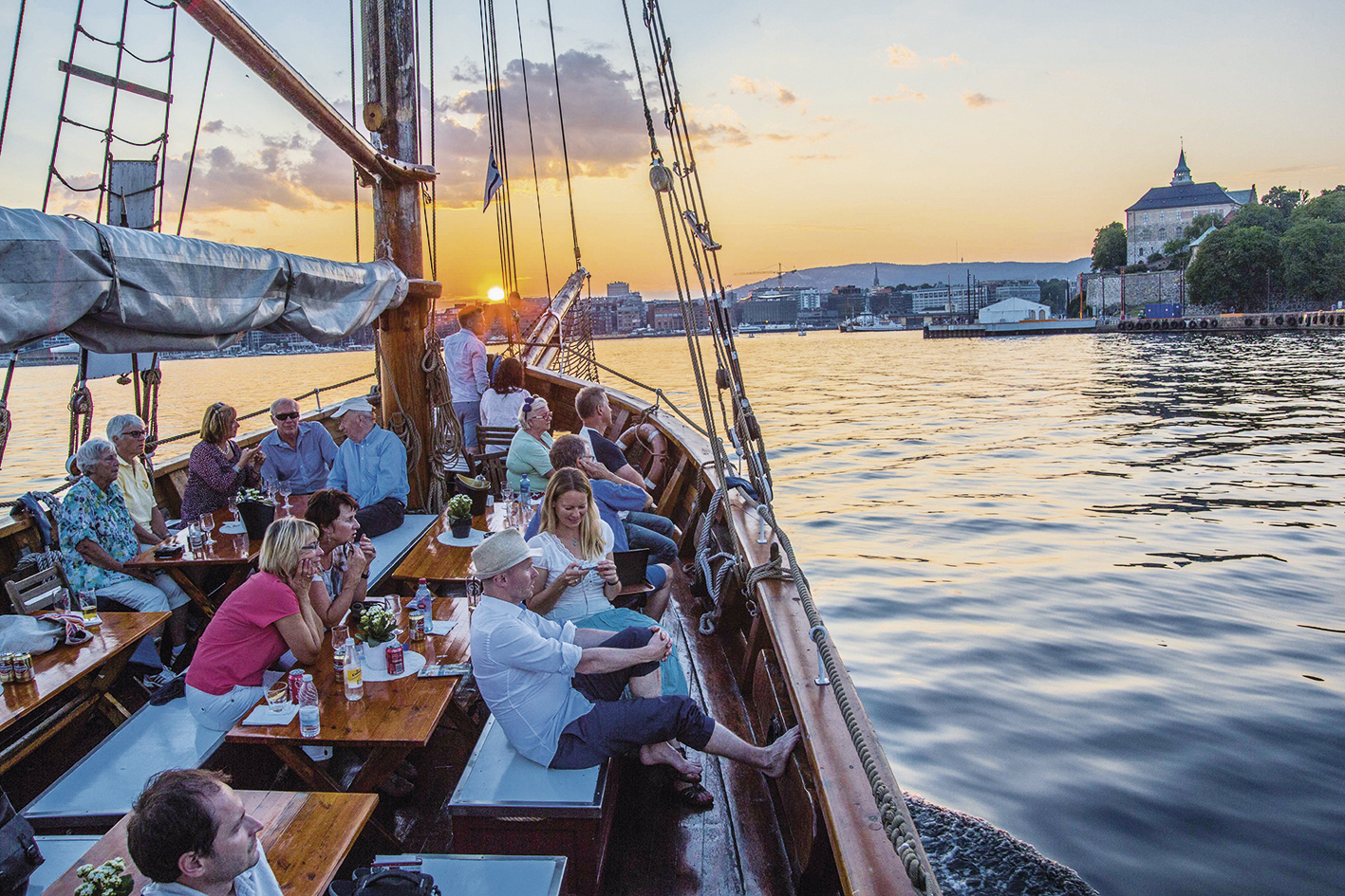 Norway Yacht Charter