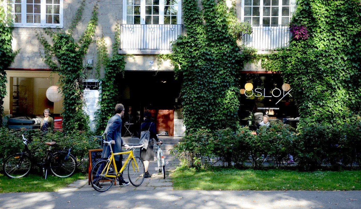 Oslok Design Agency And Coffee Shop