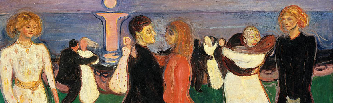 Who Was Edvard Munch Articles Visitoslo