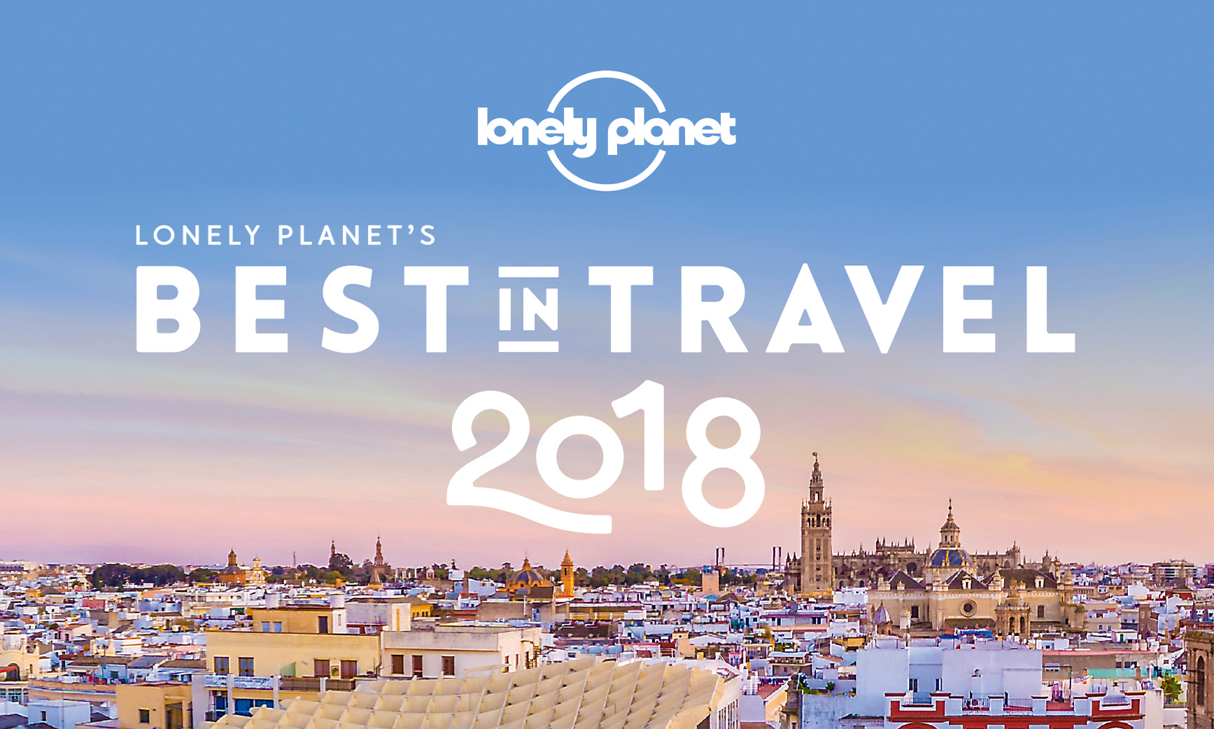 Forsiden til Lonely Planets Best in Travel 2018