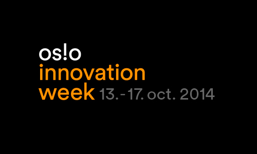 Oslo Innovation Week 2014