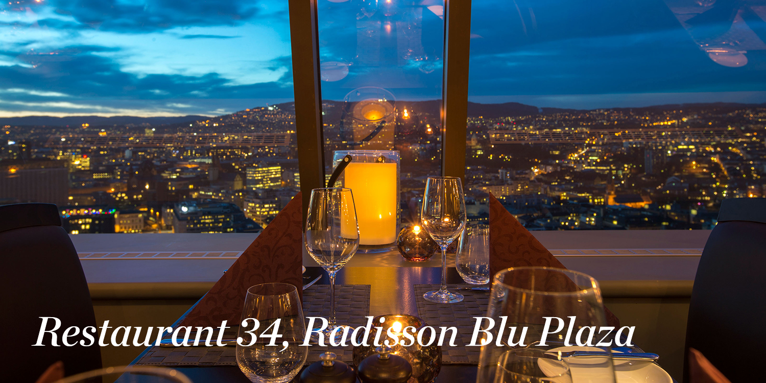Restaurant 34, Radisson Blue Plaza