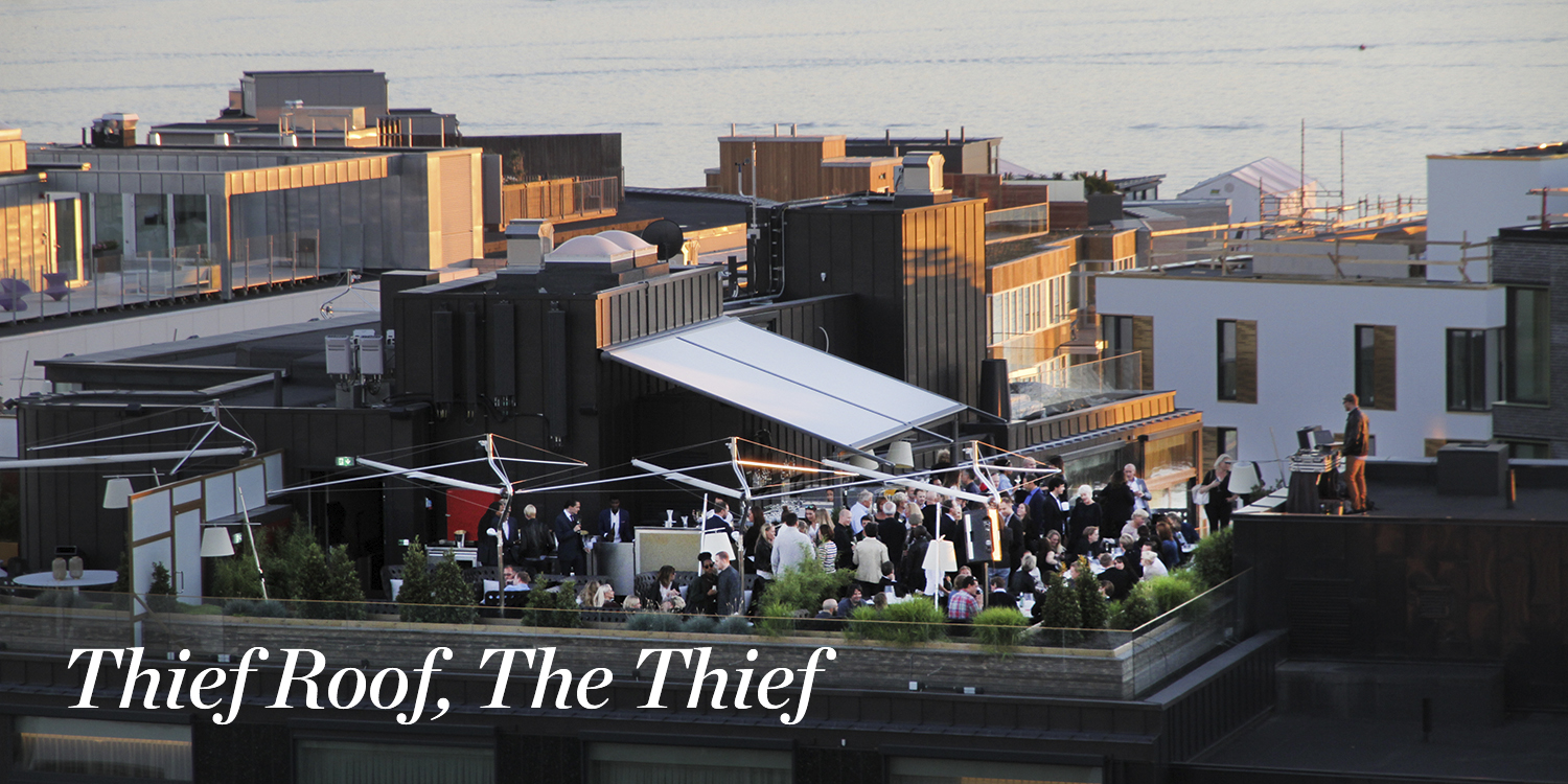 Thief Roof, The Thief