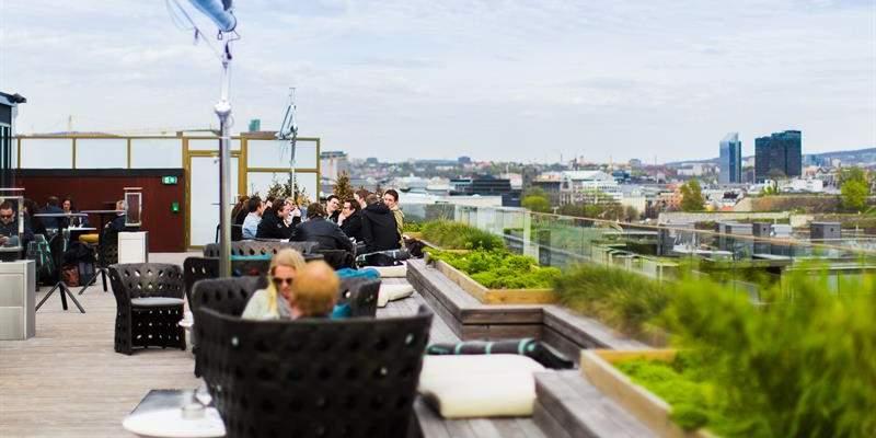 Grønt Oslo - inspirasjon til et miljøvennlig besøk