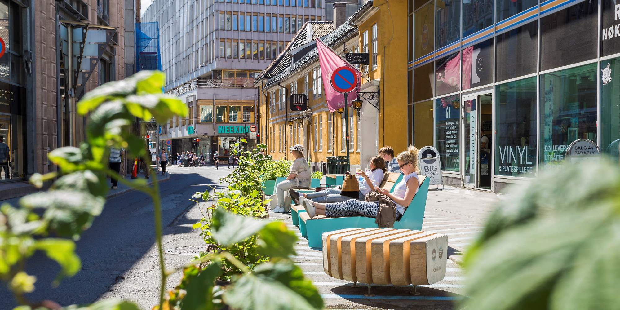Green oslo inspiration for an eco friendly stay for European design firms