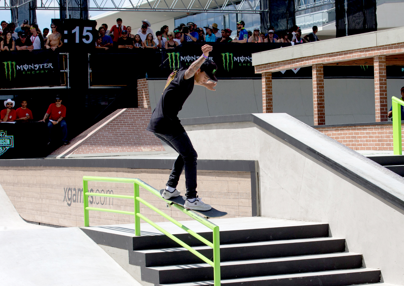 Nyjah Huston, X Games