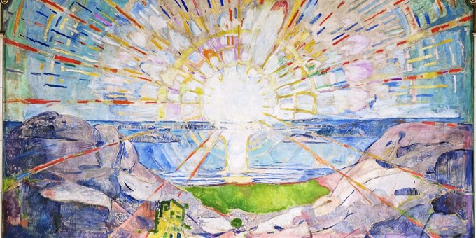 Edvard Munch's art and sites in the Oslo region