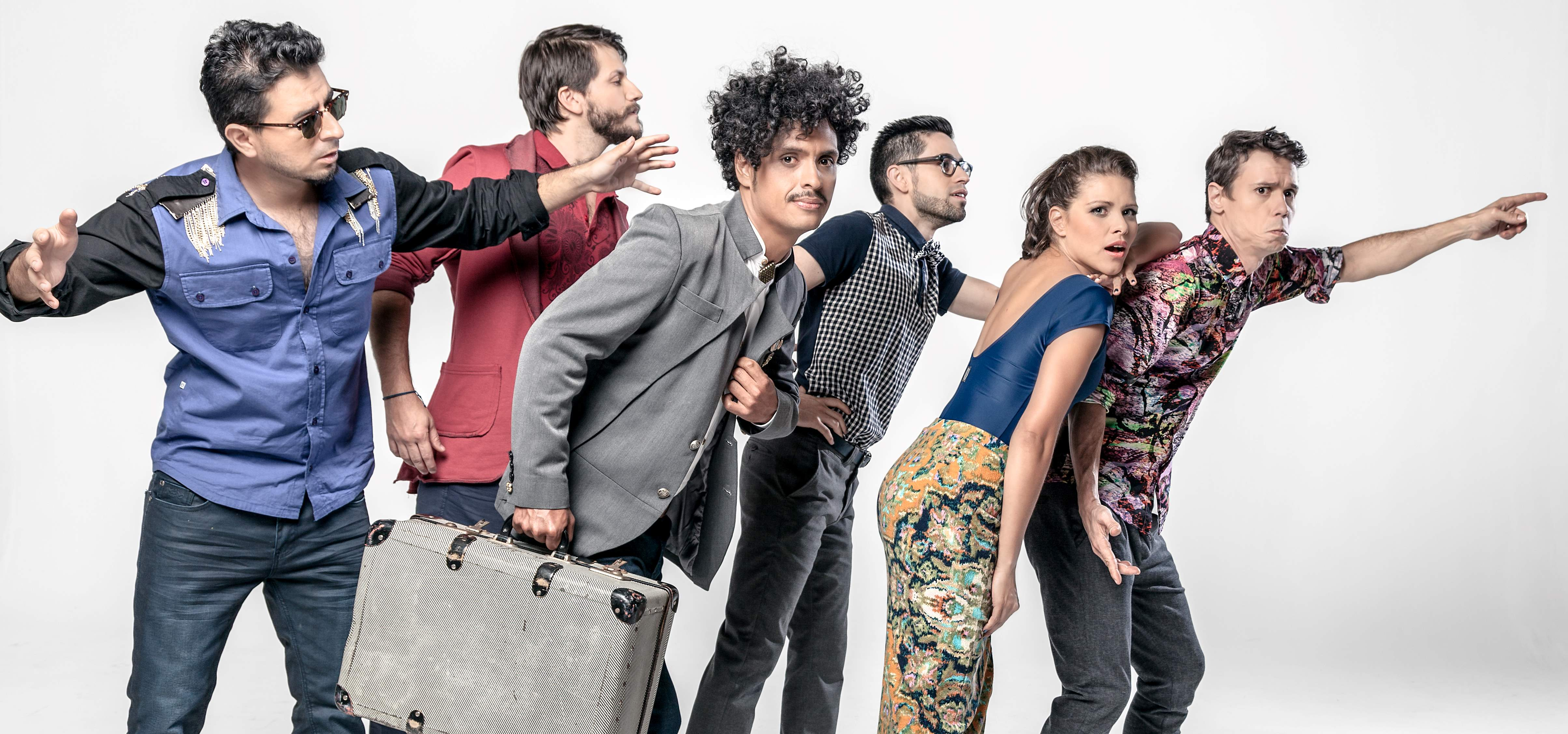 Puerto Candelaria perform at Oslo World Music Festival 2016