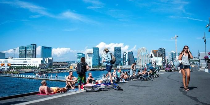 Summer in Oslo