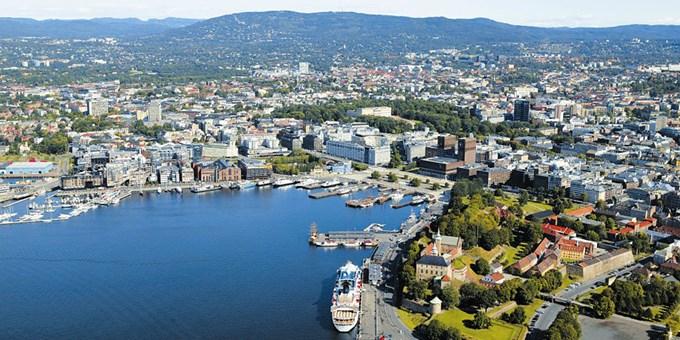 Oslo, Norwegens Hauptstadt