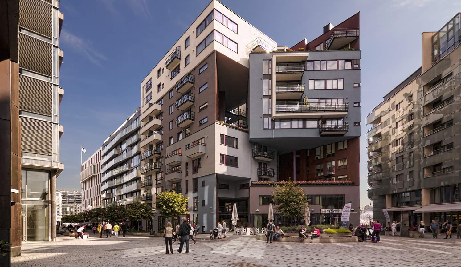 Oslos nye arkitektur