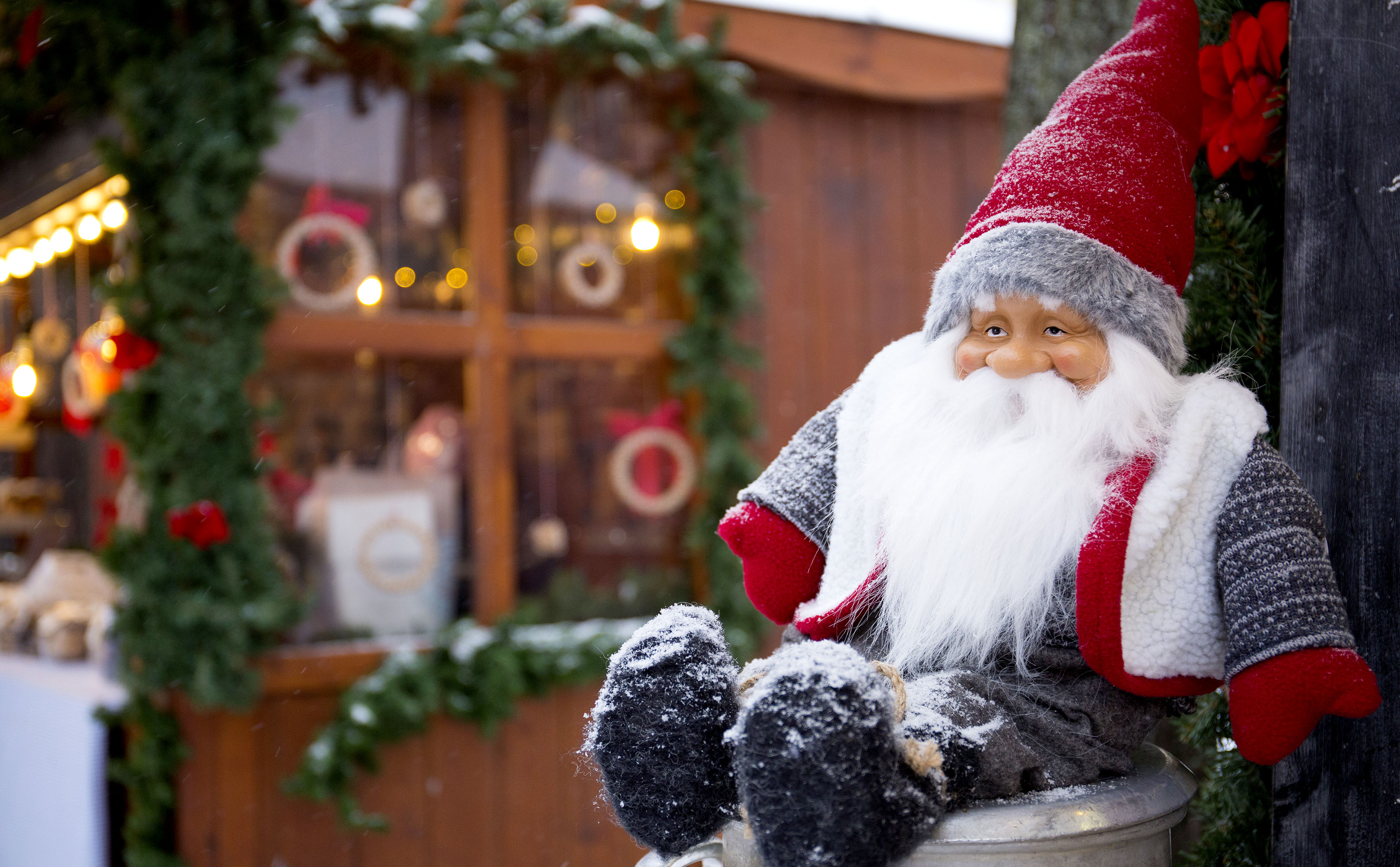 How do they celebrate Christmas in Norway? , Norwegian
